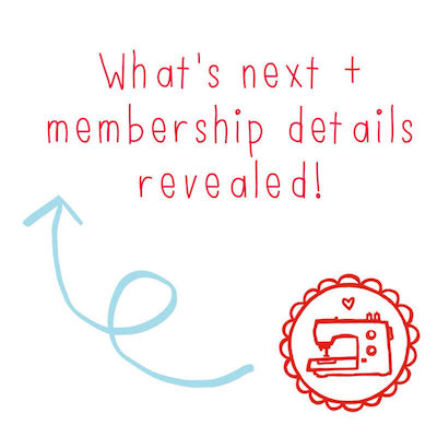 What's next + membership details revealed!