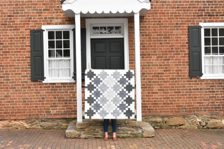 Celtic Crossing Quilt | Textillia