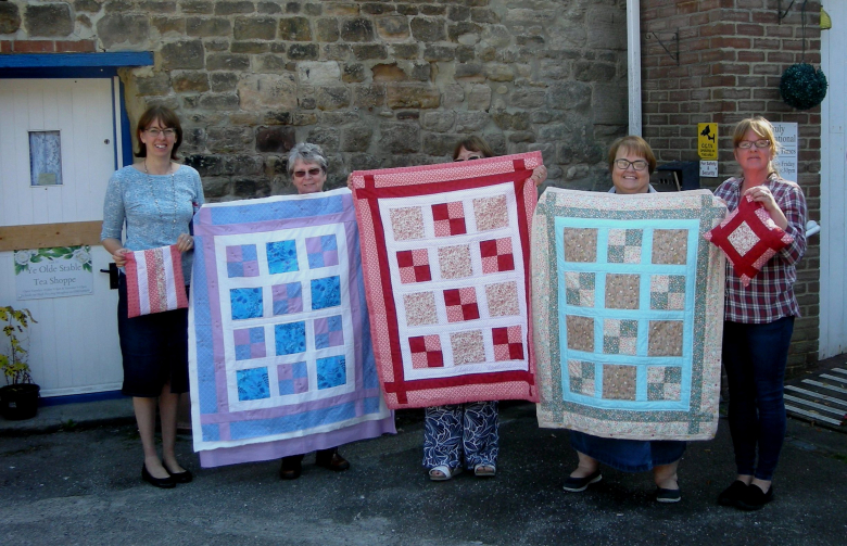 Quilting and Patchwork Classes with Sharon