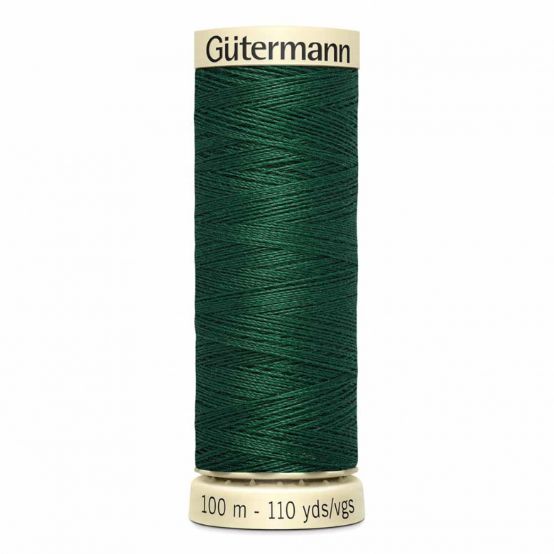 spool showing colorway 788 dark green