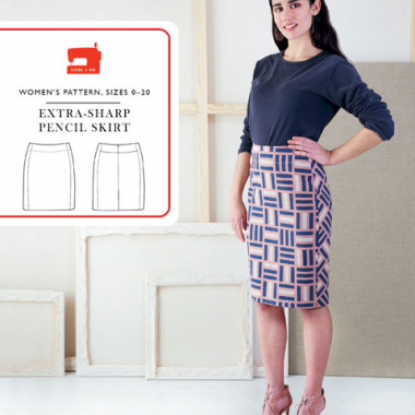 ef97e9419b612 Extra-Sharp Pencil Skirt