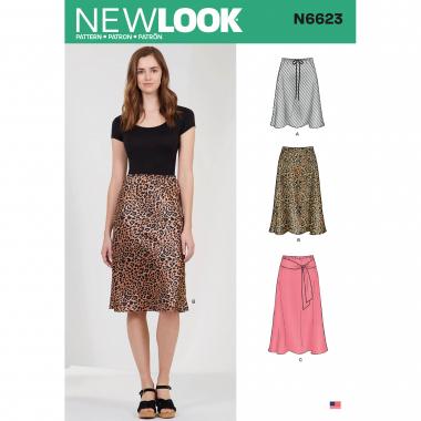 f0ba13864 N6623 | Misses' Skirt In Three Lengths